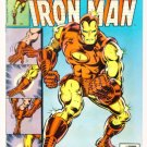 IRON MAN #126 Marvel Comics 1979 John Romita jr art