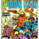 IRON MAN #127 Marvel Comics 1979 John Romita jr art