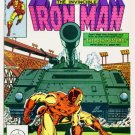 IRON MAN #155 Marvel Comics 1982 Near Mint