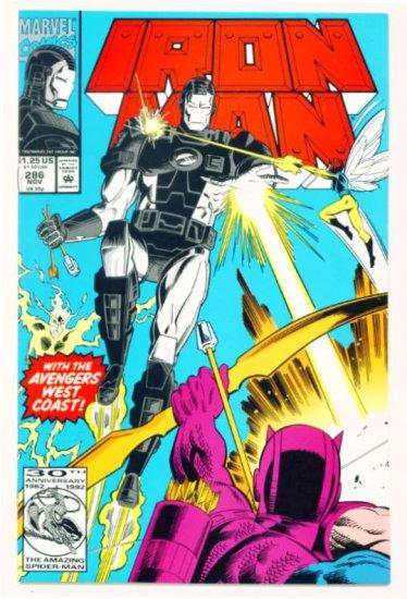 IRON MAN #286 Marvel Comics 1992