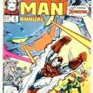 IRON MAN ANNUAL #8 Marvel Comics 1986