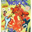 FORCE WORKS #10 Marvel Comics 1995 Iron Man