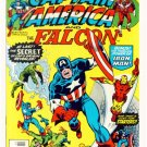 CAPTAIN AMERICA #218 Marvel Comics 1978 Iron Man