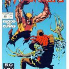 WOLVERINE #37 Marvel Comics 1991