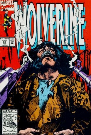 WOLVERINE #66 Marvel Comics 1993 NM