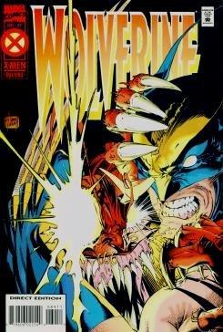 WOLVERINE #89 Marvel Comics 1993 NM