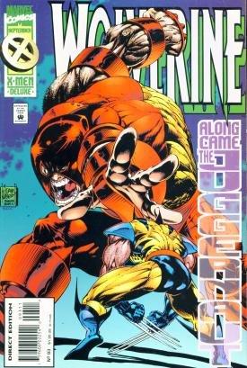 WOLVERINE #93 Marvel Comics 1995 NM