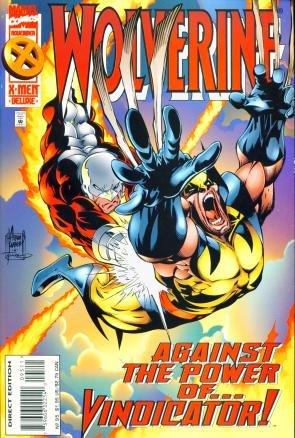 WOLVERINE #95 Marvel Comics 1995 NM