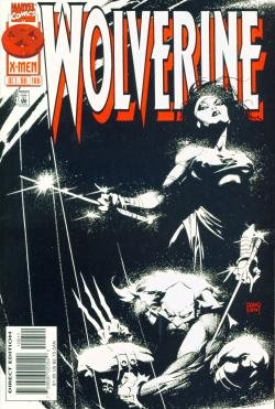 WOLVERINE #106 Marvel Comics 1996 NM