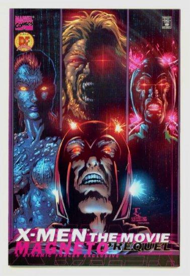 DYNAMIC FORCES X-MEN The MOVIE #1 Marvel Comics 2000 NM