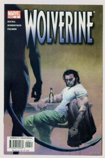 WOLVERINE #6 Marvel Comics 2003 NM Nightcrawler