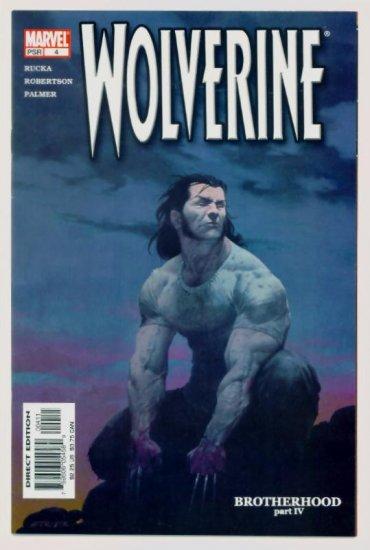 WOLVERINE #4 Marvel Comics 2003 NM