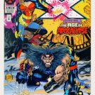 WEAPON X #1 Marvel Comics 1995 NM Wolverine Age of Apocalypse