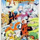 EXCALIBUR SPECIAL EDITION #1 Marvel Comics 1987 First Excalibur Team