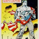 COLOSSUS GODS COUNTRY #1 Marvel Comics 1994 GIANT X-MEN
