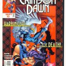 CRIMSON DAWN #2 Marvel Comics 1997 NM Psylocke and Archangel