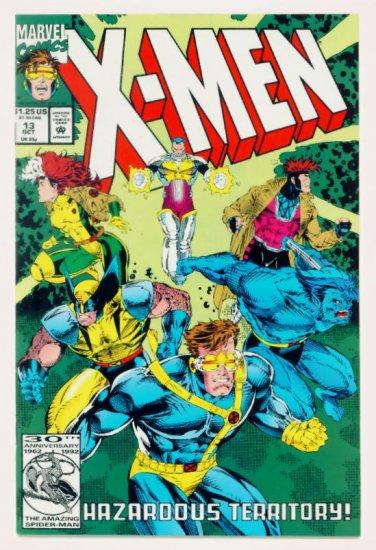 X-MEN #13 Marvel Comics 1992 NM