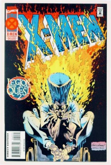X-MEN #40 Marvel Comics 1995 NM