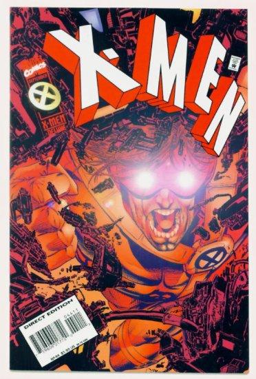 X-MEN #44 Marvel Comics 1995 NM