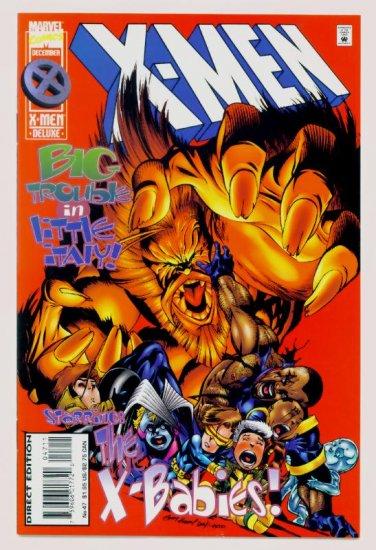 X-MEN #47 Marvel Comics 1995 NM