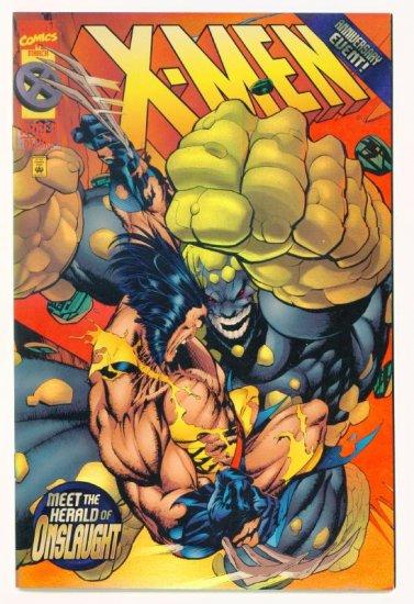 X-MEN #50 Marvel Comics 1996 NM GOLD VARIANT  1/4500