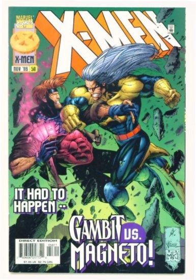 X-MEN #58 Marvel Comics 1996 NM