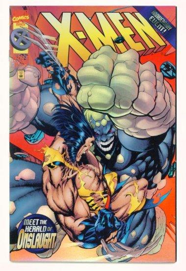 X-MEN #50 Marvel Comics 1996 NM CHROME VARIANT