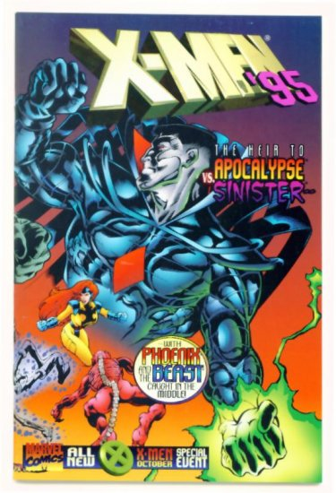 X-MEN ANNUAL '95 Marvel Comics 1995