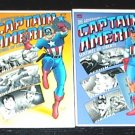 The Adventures of CAPTAIN AMERICA #1 -#4 Full Run GIANT