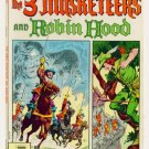 The THREE MUSKETEERS DC SPECIAL #22 DC Comics 1976