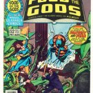 FOOD of the GODS Marvel Classics Comics #22 1977  HG Wells