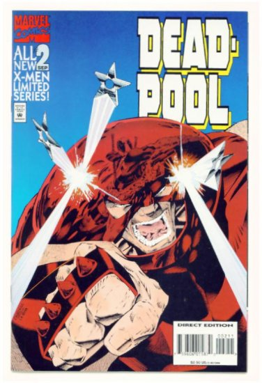 DEADPOOL #2 Marvel Comics 1994 NM