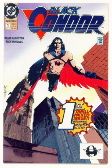 BLACK CONDOR #1 DC Comics 1992 NM Russ Heath Cover