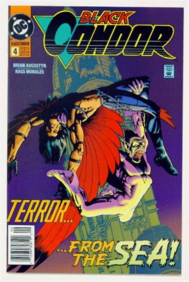 BLACK CONDOR #4 DC Comics 1992 NM Russ Heath Cover