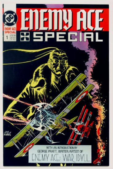ENEMY ACE SPECIAL #1 DC Comics 1990