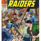 CAPTAIN SAVAGE and his LEATHERNECK RAIDERS #6 Marvel Comics 1968