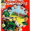 SGT. FURY and His HOWLING COMMANDOS #54 Marvel Comics 1968