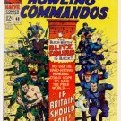 SGT. FURY and His HOWLING COMMANDOS #48 Marvel Comics 1967