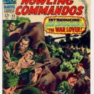 SGT. FURY and His HOWLING COMMANDOS #45 Marvel Comics 1967