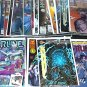 RUNE Lot of 25 Malibu Comics Barry Windsor Smith