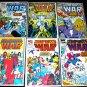 INFINITY WAR #1 - #6 Lot of 6 Marvel Comics Full Run WARLOCK