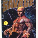 DOC SAVAGE The Man of Bronze #1 Millennium Comics
