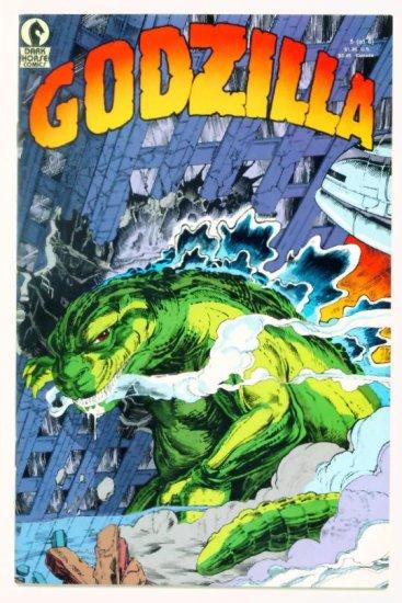 GODZILLA #5 Dark Horse Comics 1988