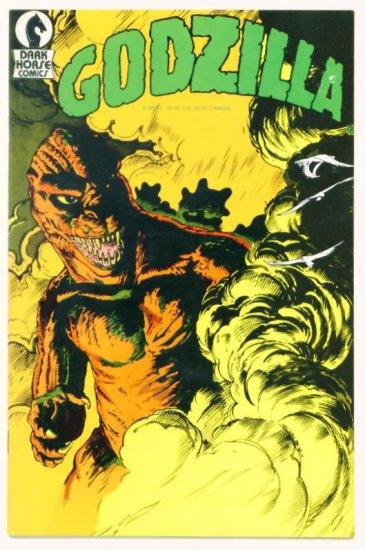 GODZILLA #6 Dark Horse Comics 1989