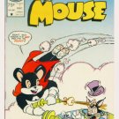 ATOMIC MOUSE #1 Charlton Comics 1984 VF Low Print Run
