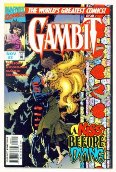 GAMBIT #3 Marvel Comics 1997 NM X-Men