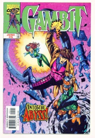 GAMBIT #5 Marvel Comics 1999 NM X-Men