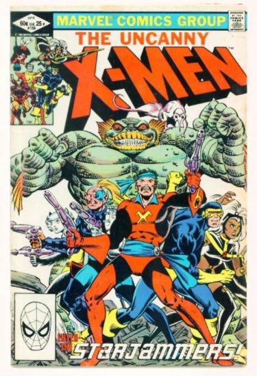 UNCANNY X-MEN #156 Marvel Comics 1982