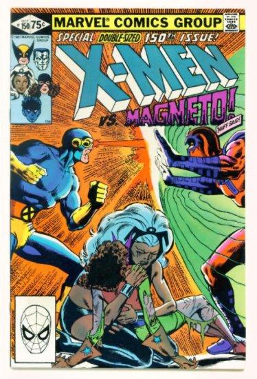 UNCANNY X-MEN #150 Marvel Comics 1981 VF
