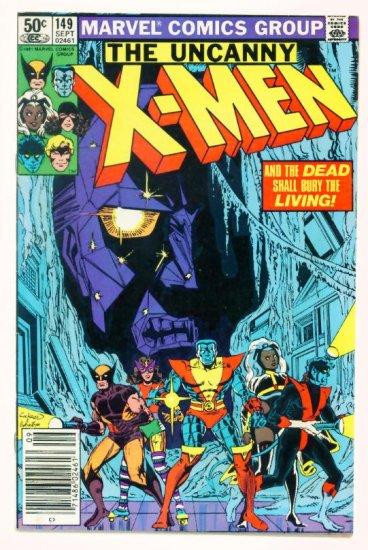 UNCANNY X-MEN #149 Marvel Comics 1981 VF